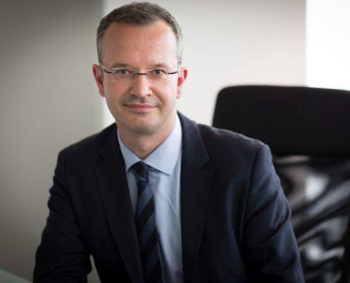 Michael Bibow, CEO der NEWTRON AG – einer der führenden Anbieter von elektronischen Lösungen zur Optimierung von Geschäftsbeziehungen zwischen Lieferanten und einkaufenden Unternehmen und seit mehr als 15 Jahren auf dem Markt, Foto: NEWTRON